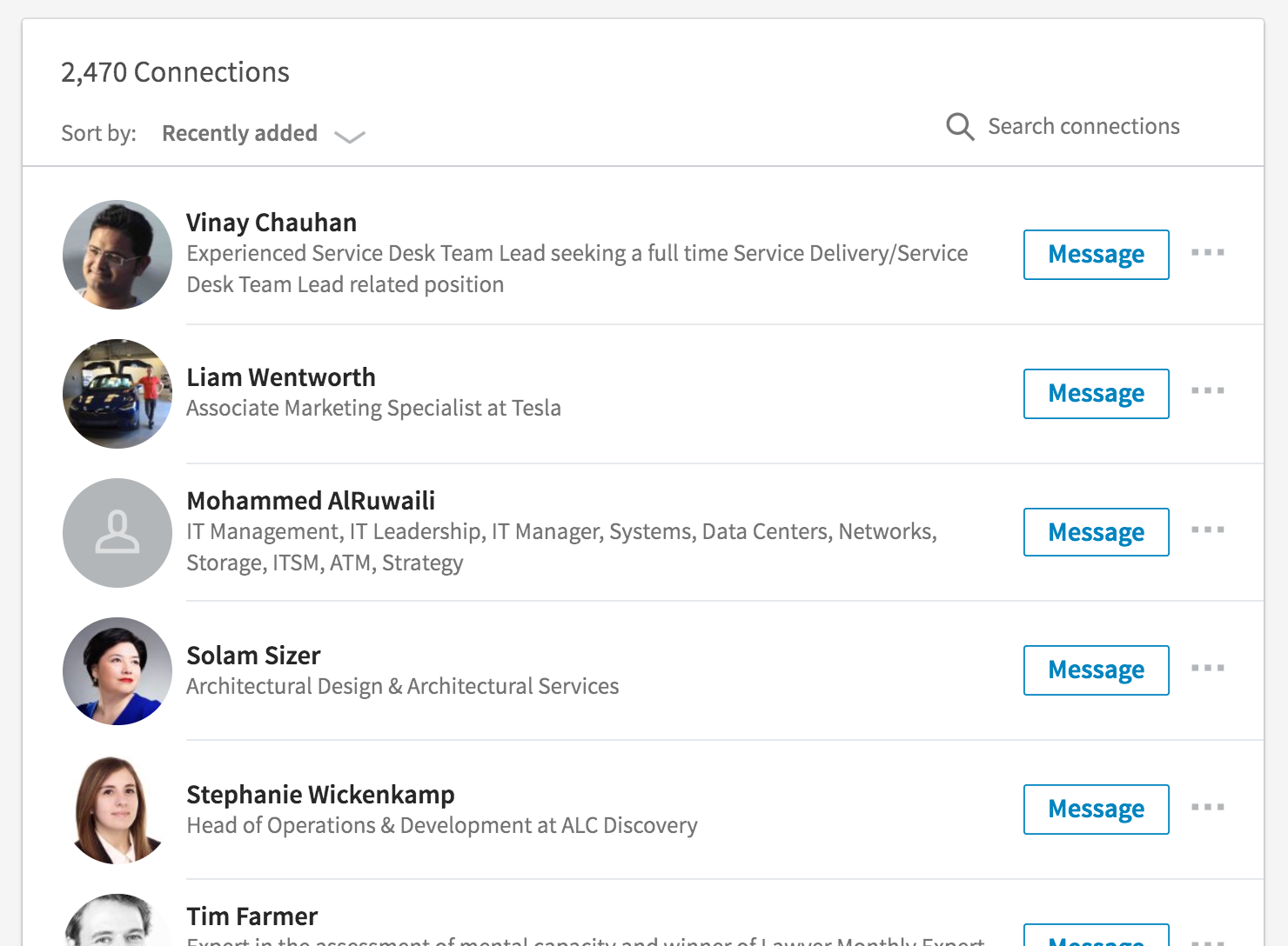 How to delete a connection on LinkedIn