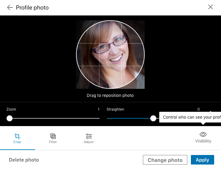 Your LinkedIn Profile Photo is a Vital Part of Building Rapport with Your Audience