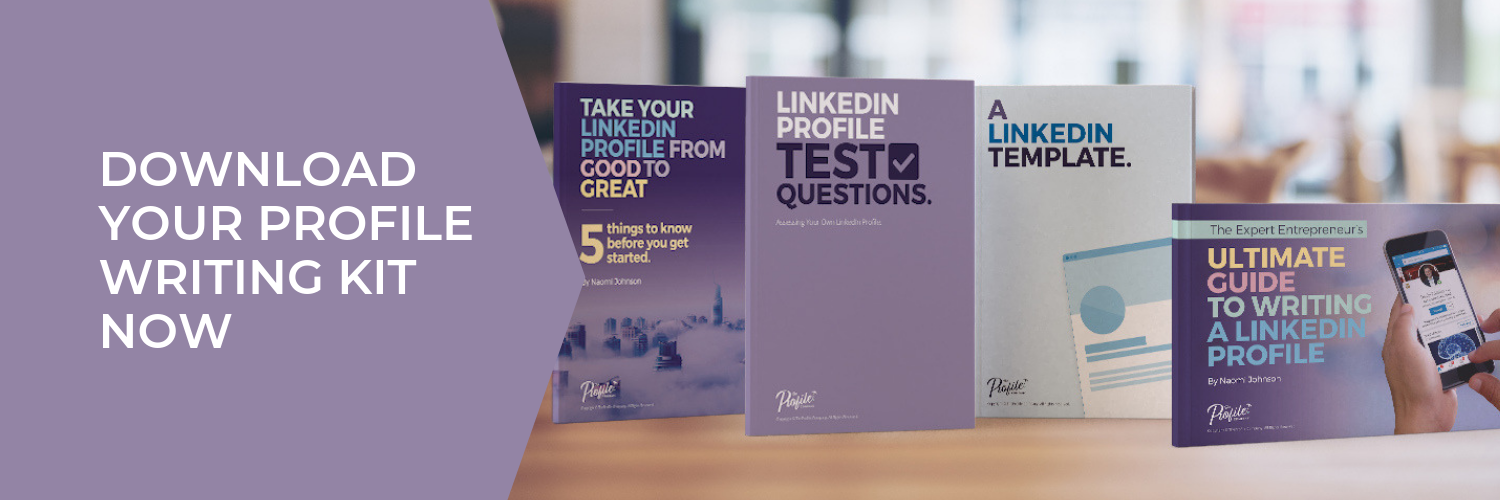 Ultimate Guide to Writing Your LinkedIn Profile – Landing Page