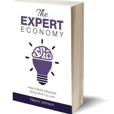 The Expert Economy Book